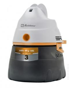 Koblenz WD354K2GUS Wet Dry Bagless Canister Vacuum Cleaner and Air Blower