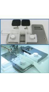 Janome 73- 200444408 Ribbon Sewing Guide for Horizontal Bobbin machines