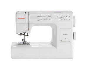 Janome, HD-3000, ELNA 3210, Janome S3023 24 stitch,  Janome S3015 15 stitch, janome 4618,  janome 4618LE,  janome 4623, janome 3123, 19 Stitch, Mechanical, Sewing, Machine, HD3000, 1, One-Step Buttonhole, Free Arm, 7 Piece Feed Dog, Hard Cover