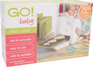 CUTTER    -ACCUQUILT GO! BABY