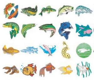 Stitchitize Embroidery Designs Fish Out Of Water Collection Multi Formatted Cd