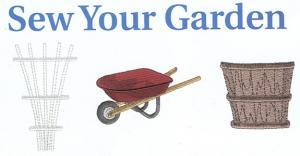 Dakota Collectibles 970257 Sew Your Garden Multi-Formatted CD