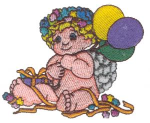 Amazing Designs BMC-DS2 Dreamsicles Collection II Brother Embroidery Card