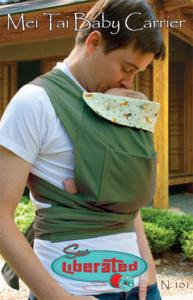 Sew Liberated  SL101  Mei Tai Baby Carrier Pattern