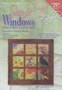 Dakota Collectibles 970375 Scenic Windows  Fall Multi-Formatted CD
