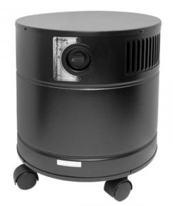 AllerAir 4000 Vocarb Air Purifier, 3-Speed, 400 CFM, 50-75db, 8ft Cord, 12lb Vocarb Blend Carbon Filter
