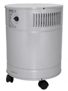 AllerAir 5000 DX Vocarb Air Purifier, 3 Speed, 400 CFM, 50-75db, 8ft Cord, 27lb Carbon Filter