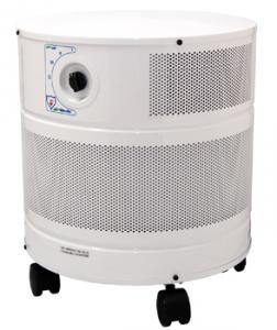 AllerAir AirMedic D Exec Air Purifier, 3 Speed, 400 CFM, 50-75db, 8ft Cord, 25lb Carbon Filter