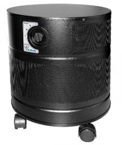AllerAir AirMedic D Vocarb Air Purifier Cleaner, Free $200 Value 10 Year Extended Warranty, 3 Speed, 400 CFM, 50-75db, 8ft Cord, 25lb Carbon Filter N6AS2123411