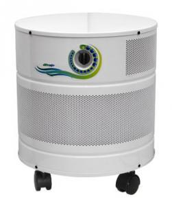 AllerAir AirMedic D MCS Air Purifier, 3 Speed, 400 CFM, 50-75db, 8ft Cord, 25lb Carbon Filter