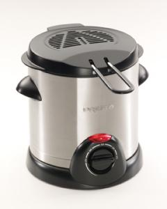 Presto 05471 Stainless Steel 1 Liter Deep Fryer