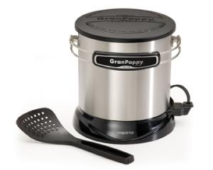 Presto 05414 GranPappy Elite Deep Fryer