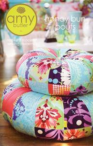 Amy Butlers 93 4526   Honey Bun Poufs Sewing Pattern