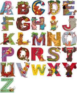 OESD 11140 Lovable Letters CD
