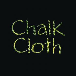 "Oil Cloth International Black Chalk Cloth 18 Yd Bolt $11/Yard,  48"" Wide, PVC, polyester cotton fabric for calenders aprons bulletin boards book covers"