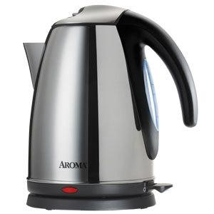 Aroma AWK-270SS 7-Cup Stainless Steel Electric Water Kettle