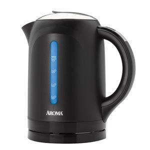 Aroma AWK-290BD Digital / Electric Water Kettle -Black