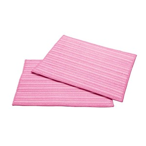 Haan RMF-2P Pink Ultra Microfiber Cleaning Pads (Pack of 2) All Units Except HD60