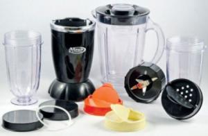 Koolatron MMDX-19 Miracle Mixer Deluxe Stainless Steel (19 piece incl. blender jar)
