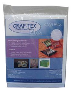 Bosal Craf-Tex BOS437F Plus Heavyweight Double Sided Fusible Stabilizer For Handbags And Crafts