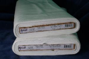"Bosal, BOS301, White, Woven, Fusible, Interfacing, 100 cotton, 23""x25Yds"