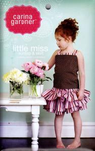 Carina Gardner Little Miss Suntop and Skirt sz 2T-8Yrs