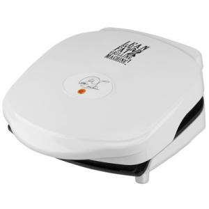 George Foreman GR10WSP1 Champ Grill with Included Grill Sponge