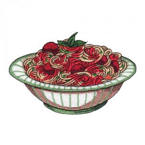 Amazing Designs  ADC 102J Italian Kitchen  Embroidery Designs