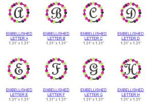 Great Notions 112449  Beads and Bangles Font  Small  Multi-Formatted CD