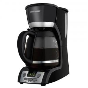 Black & Decker DCM2160B 12-Cup Programmable Coffee Maker