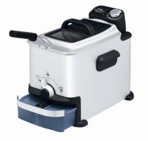 T-fal FR7008002 Ultimate EZ Clean Professional Deep Fryer
