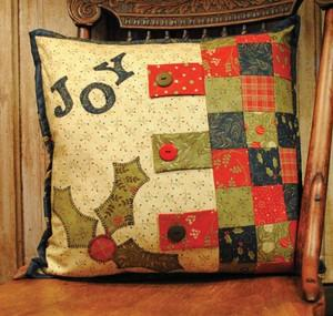 This & That TAT144 Little Scraps - Comfort and Joy Pattern