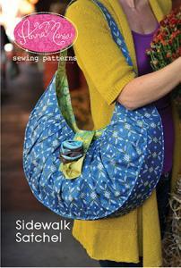 Anna Maria Horner, AMH-007, Sidewalk Satchel, Sewing Pattern