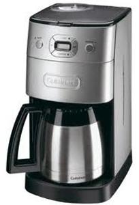 Cuisinart DGB-650BC DCM Grind & Brew Thermal 10-Cup Automatic Coffeemaker 10 cup double wall insulat