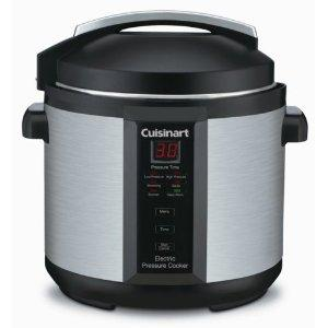 Cuisinart CPC-600 6 Quart Electric Pressure Cooker