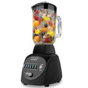Black & Decker BL10450HB Crush Master 10-Speed Blender - Black