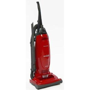 "Panasonic MC-UG471 Upright HEPA Bagged Vacuum Cleaner 15"" Path, Cord Rewind, 12A, Auto Carpet Height Adj, 12.5' Reach Quickdraw tools, Stretch Hose"