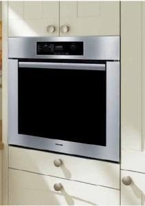 "Miele H4844BP Convection Oven, 30"", Built-In, Chef Series, Stainless Steel"