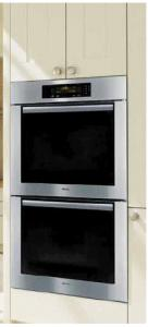 "Miele H4894BP2 Convection Double Oven, 30"", Built-In, MasterChef Series, Stainless Steel"