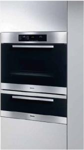 "Miele H4846BP Convection Oven, 30"", Built-In, Chef Series, Stainless Steel"