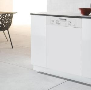 Miele G4205 Futura Classic Dishwasher White -Floor model for pick up in Retail Store only