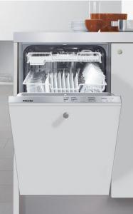 Miele G 4570 SCVi Futura Classic Dimension Slimline Dishwasher, Cutlery Tray, Flex Basket, AutoSensor, 6 Programs, ClassCare, On Display in Home Store