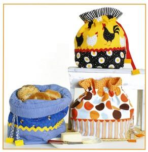 Cynthia Rose  ZE150 Bread Bags For Everyday Pattern