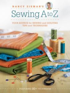 Nancy Zeiman Y0005 Sewing A to Z * - Softcover Book