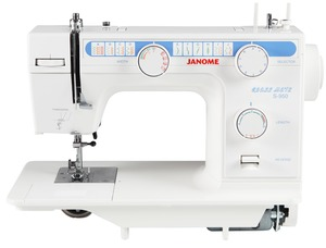 "Janome, S-750, s750, 712t, schoolmate, Classmate, Mechanical, Sewing, Machine, 10, Built-in Stitches, Top Loading Bobbin, Side Thread Cutter, Threading Guide, Flatbed Design, Janome S-750 ClassMate Flatbed Mechanical Sewing Machine, 10 Stitch & Buttonhole, Top Load Jam Proof Magnetic Rotary Hook, Non Removable Bobbin Case, Janome S-950 ClassMate Mechanical School Sewing Machine S950 19-Stitch & BH, Flatbed 14.5x7"" TopLoad JamProof Magnetic RotaryHook NonRemove BobbinCase, (712Treadle +Motor)"