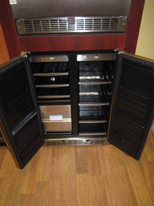 "Danby DPC6012BLS 24"" Silhouette Select Built-in Party Center - Stainless Steel, also on display in AllBrandsHomeAppliances.com Store"