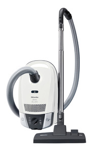 Miele, 41DAE030USA, Quartz, Canister, Vacuum, 6, Position, Suction, 12, Stage, Air, Clean, 1200W, Vortex, Motor, Telescopic, Stainless, Steel, Wand, Optional, HEPA, Filter