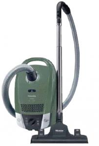 Miele S6270 Jasper Canister Vacuum,6 Position Suction,12 Stage AirClean,1200W Vortex Motor,Telescopic Stainless Steel Wand, Active HEPA Filter(AH-50)