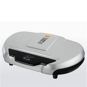 George Formeman GR144 Grand Champ Electric Grill,133Sq In Cooking Surface,Double Nonstick Coating,Signature Formeman Heating Elements,Stay Cool Handle