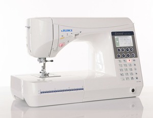Juki HZL F300 FS Exceed 106 Stitch Computer Sewing and Quilting Machine, Factory Serviced